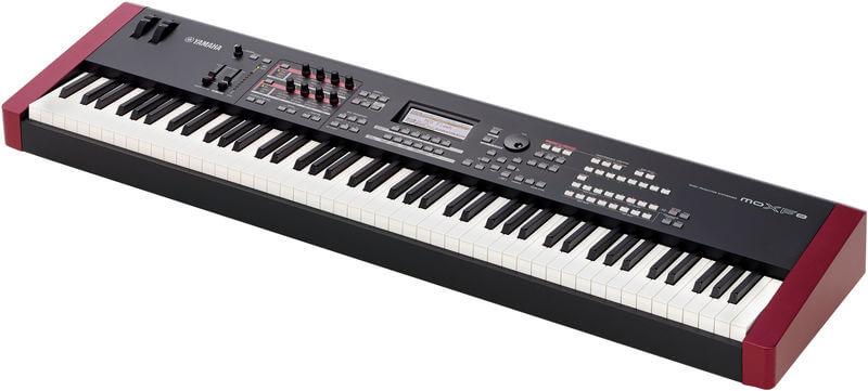 Yamaha moxf8 digital piano review best digital piano for Best yamaha digital piano 2017