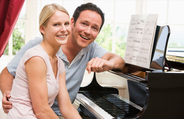 Learning Piano As An Adult