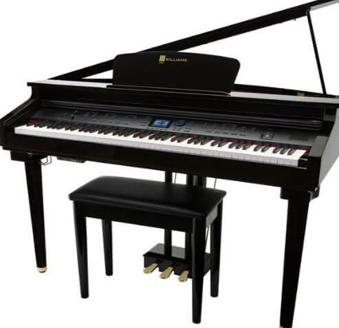 Williams Symphony Grand Digital Piano Review 2019