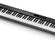 M-Audio keystation