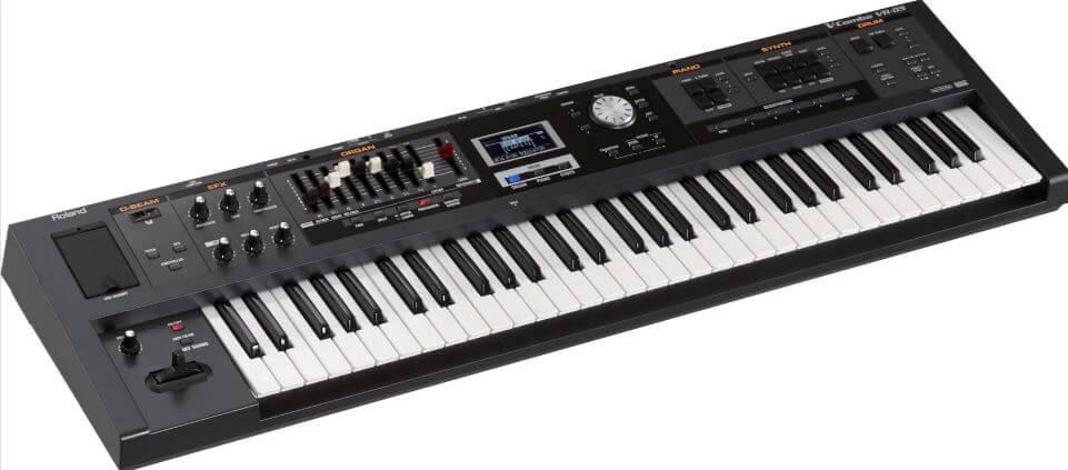 Roland VR-09 Digital Piano Review 2019