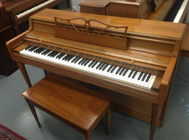 Wurlitzer Piano Piano Review