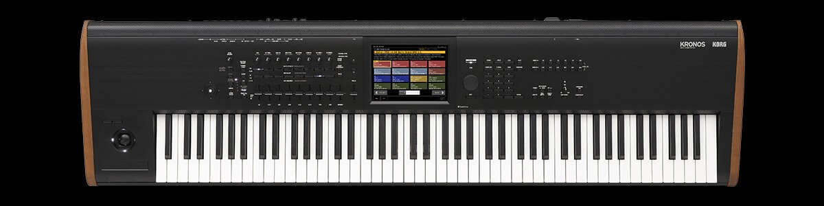 Korg kronos digital piano – A must-have for every piano lover-