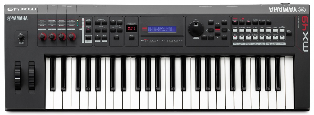 Yamaha MX49 Review 2018- Pros & Cons - Digital Piano Reviews