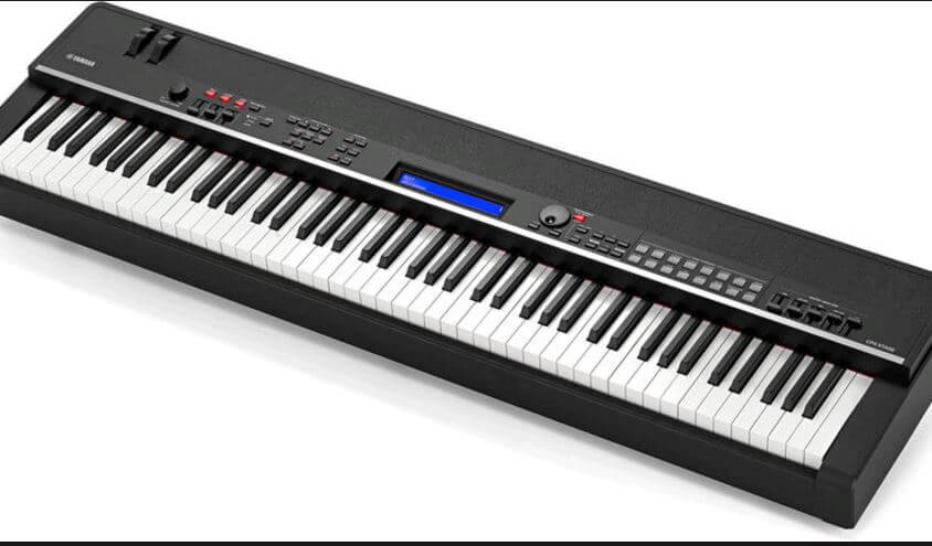 Yamaha CP4 Digital Piano Review