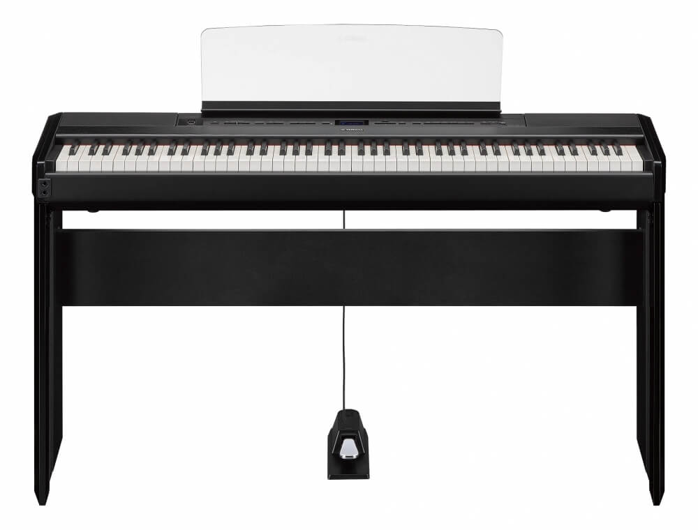 yamaha p515 review 2018 pro 39 s con 39 s digital piano. Black Bedroom Furniture Sets. Home Design Ideas